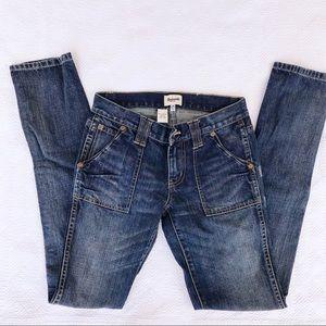 Madewell Jeans NWOT straight leg